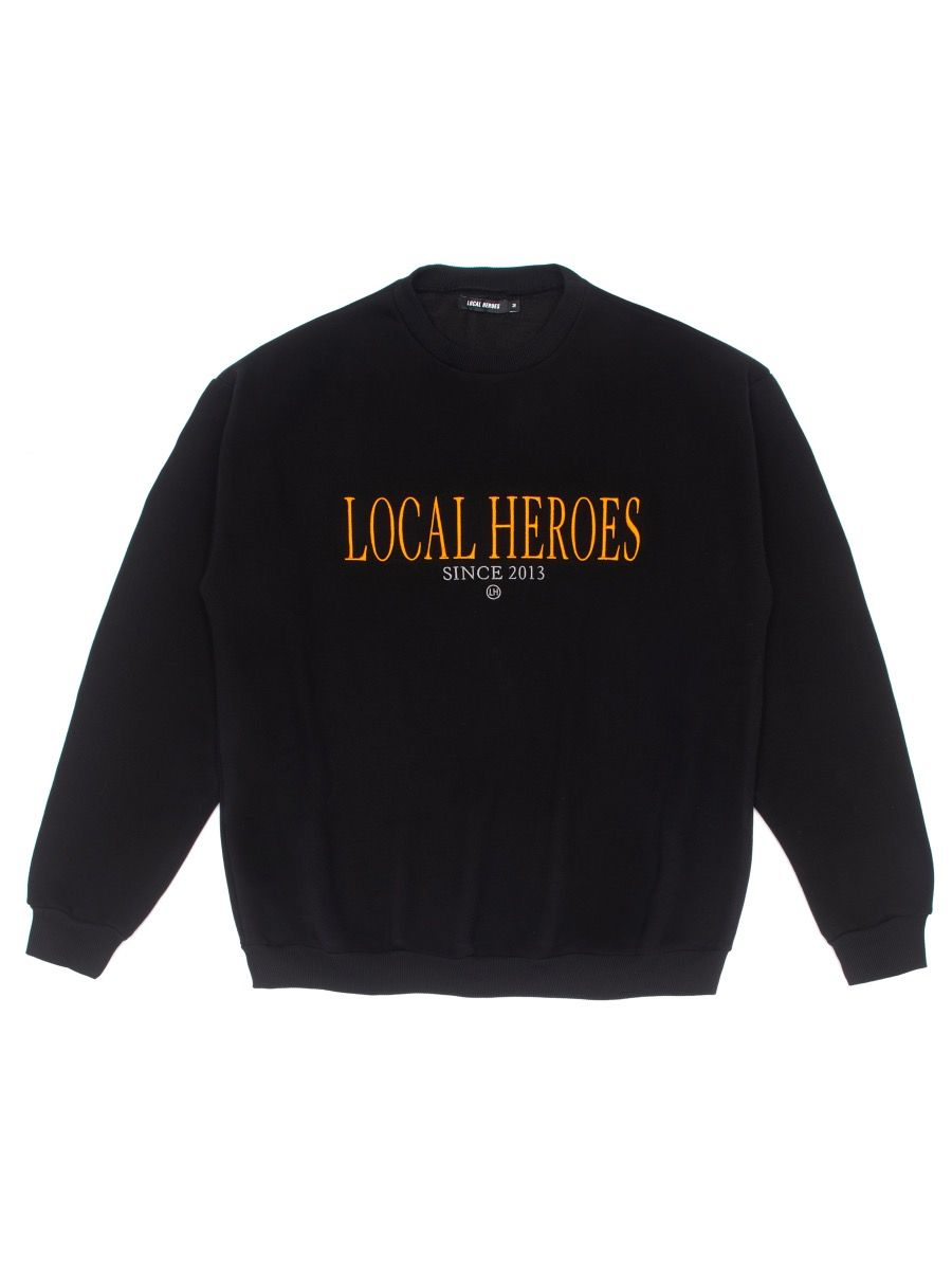LH 2013 BLACK SWEATSHIRT