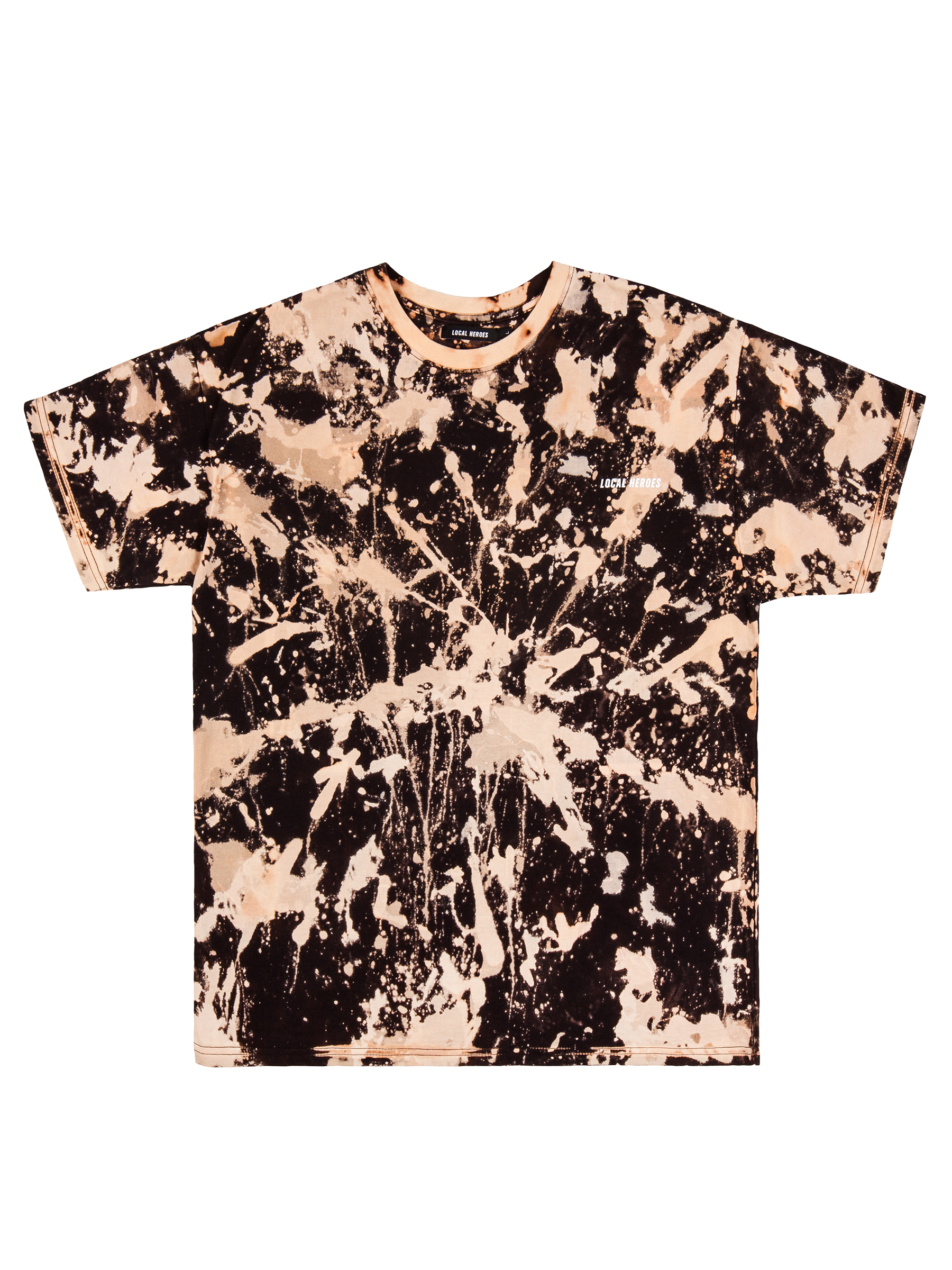 LH RATED ADULTS TIE DYE TEE