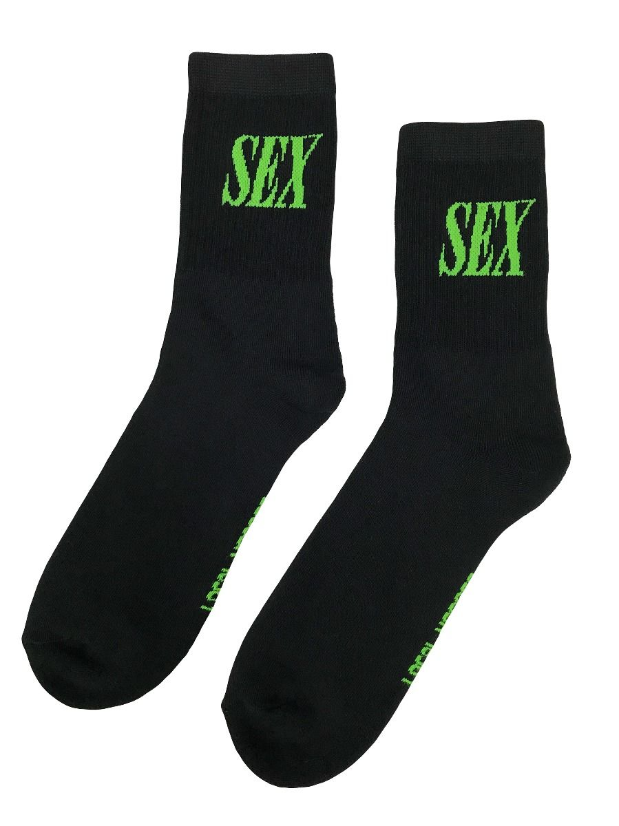NEON SEX SOCKS