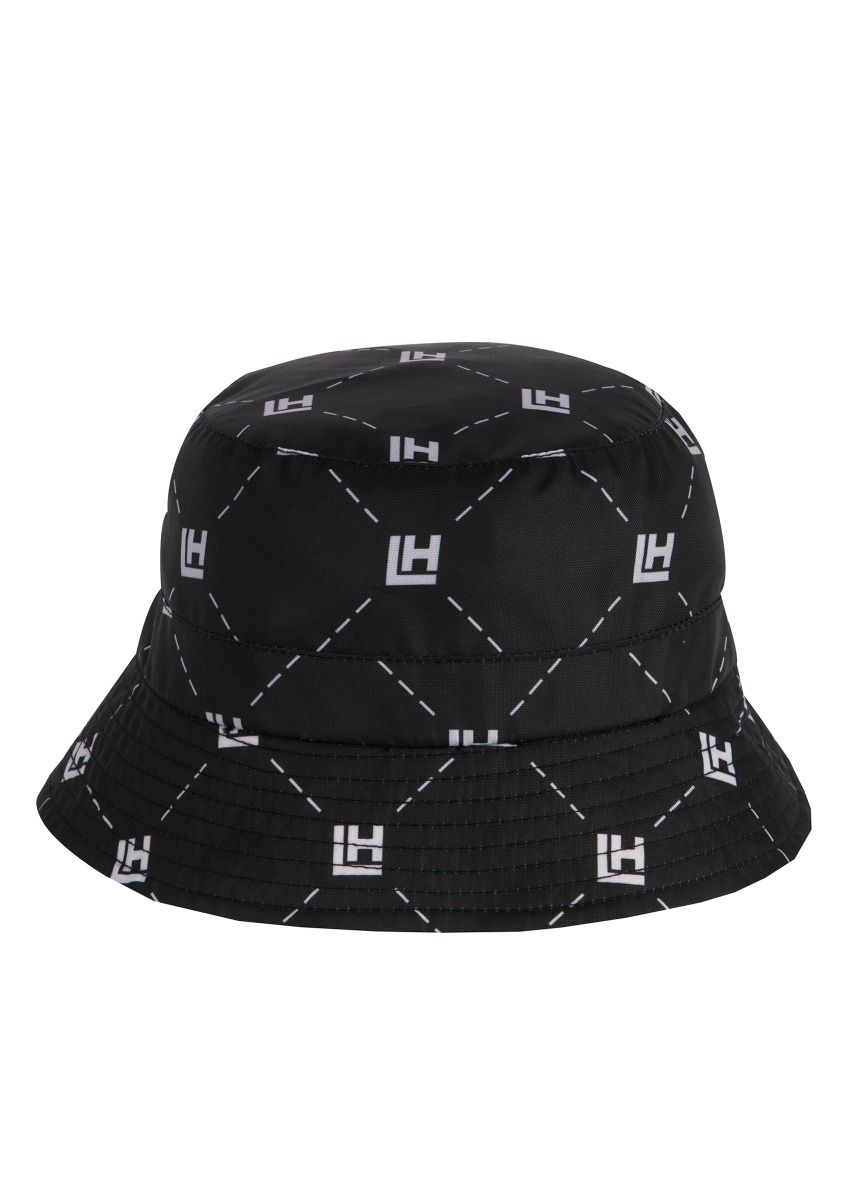 BLACK MONOGRAM BUCKET