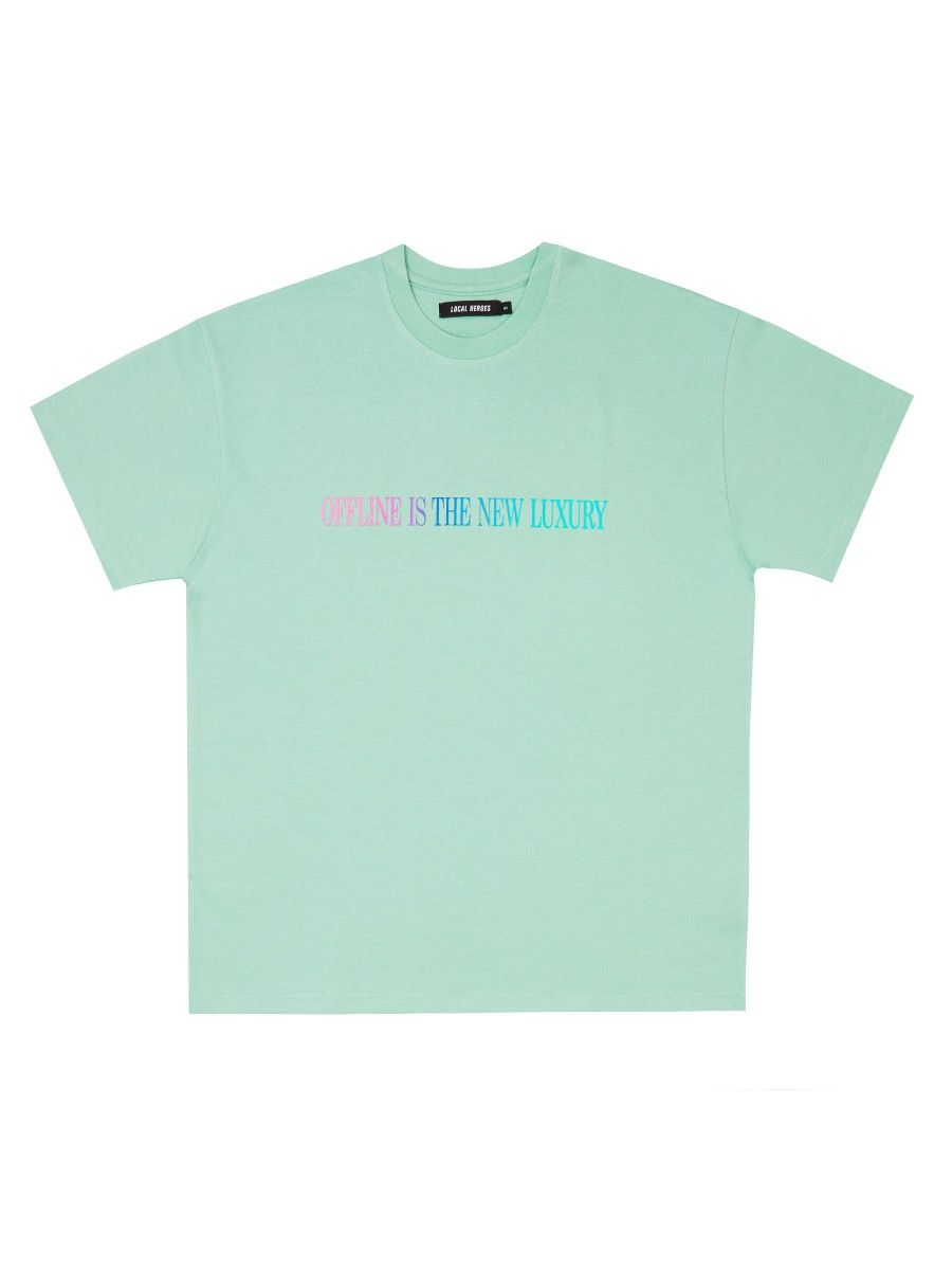 OFFLINE MINT GREEN TEE