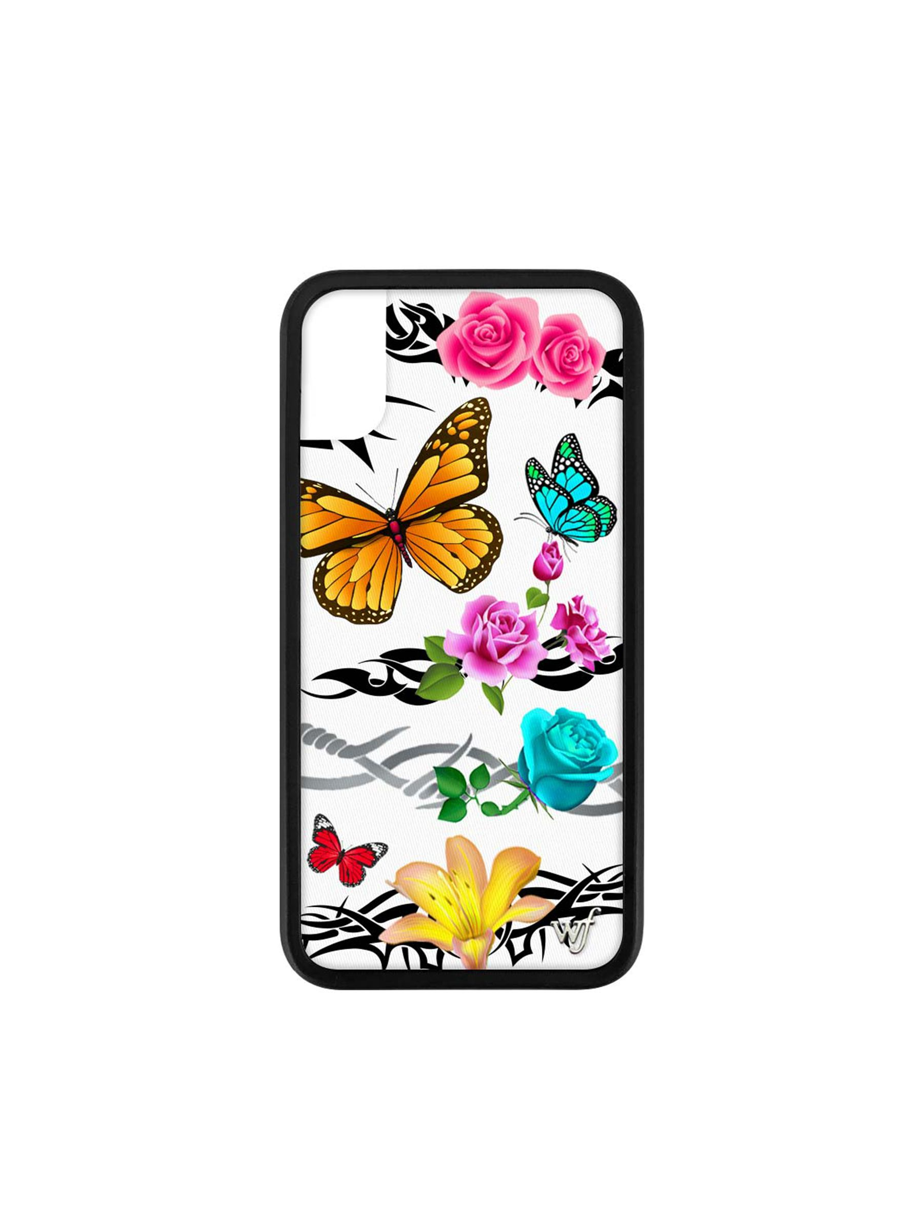 WILDFLOWER Tramp Stamp Case