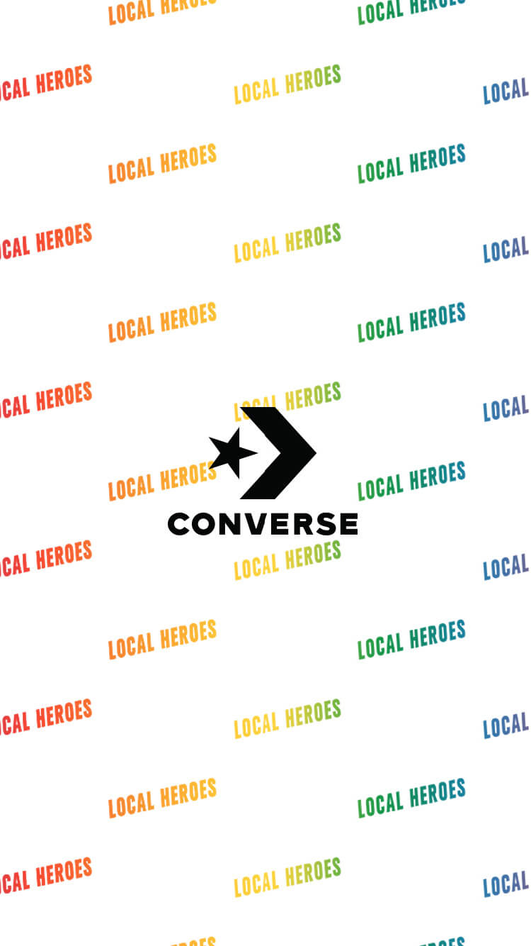 ebfc1373650674 Converse x Local Heroes Converse x Local Heroes