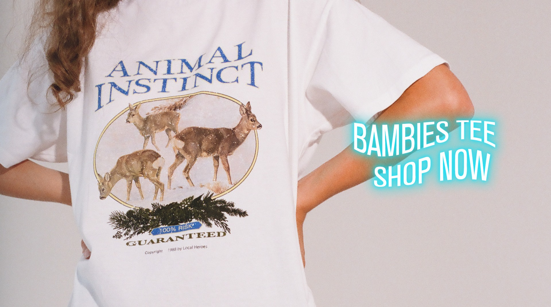 LH Bambies Tee